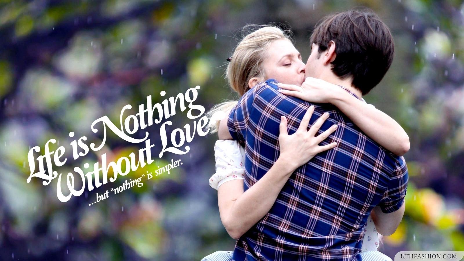9191 kiss love wallpaper free download | 1600 x 900