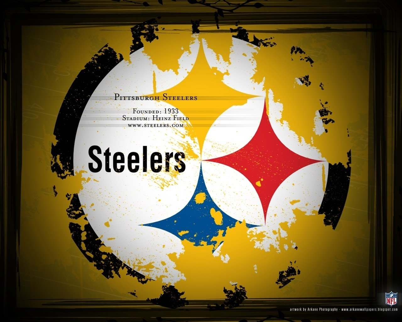 92 pittsburgh steelers hd wallpapers | background images - wallpaper