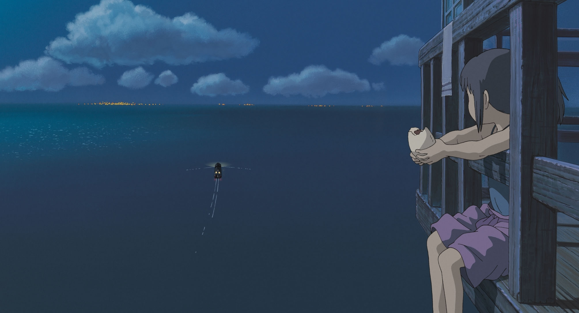 92 spirited away hd wallpapers | background images - wallpaper abyss