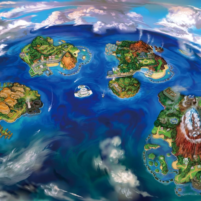 10 New Pokemon Sun And Moon Desktop Wallpaper FULL HD 1920×1080 For PC Desktop 2018 free download 94 pokemon sun and moon hd wallpapers background images 4 800x800