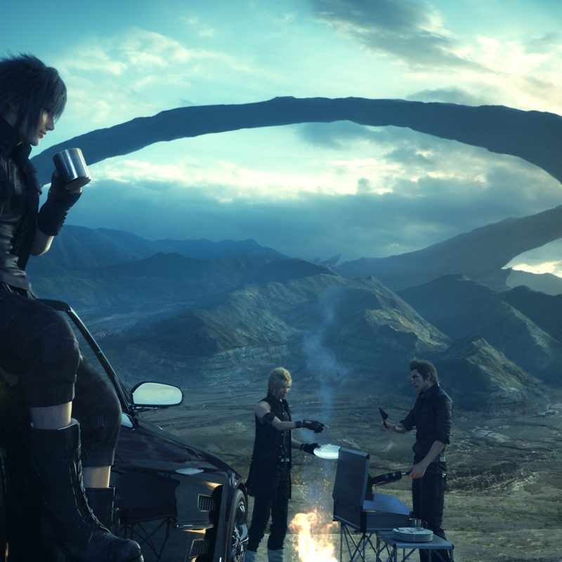 10 Most Popular Final Fantasy 15 Hd Wallpaper FULL HD 1080p For PC Desktop 2020 free download 98 final fantasy xv hd wallpapers background images wallpaper abyss 4 800x800