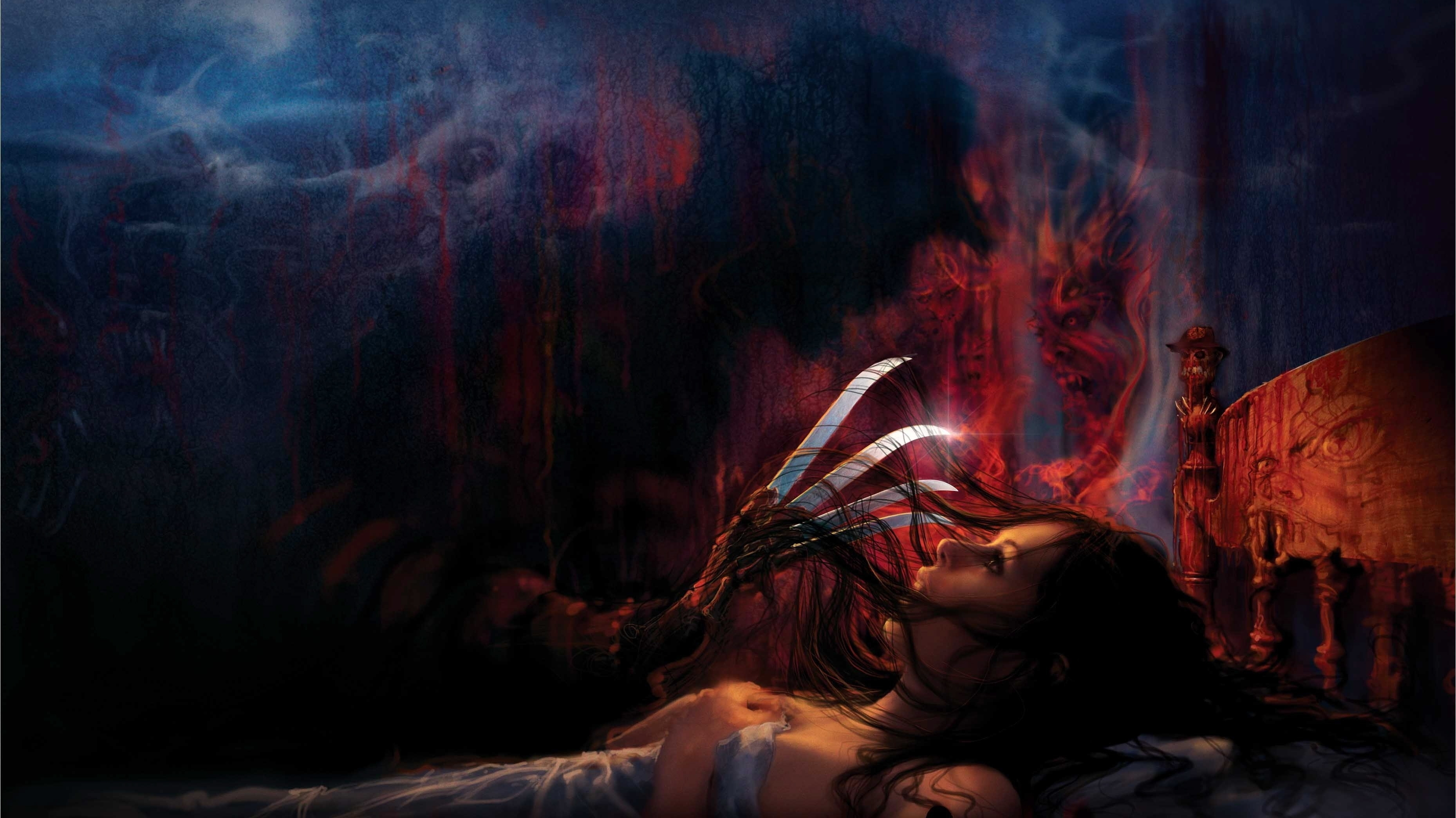 99 a nightmare on elm street hd wallpapers | background images