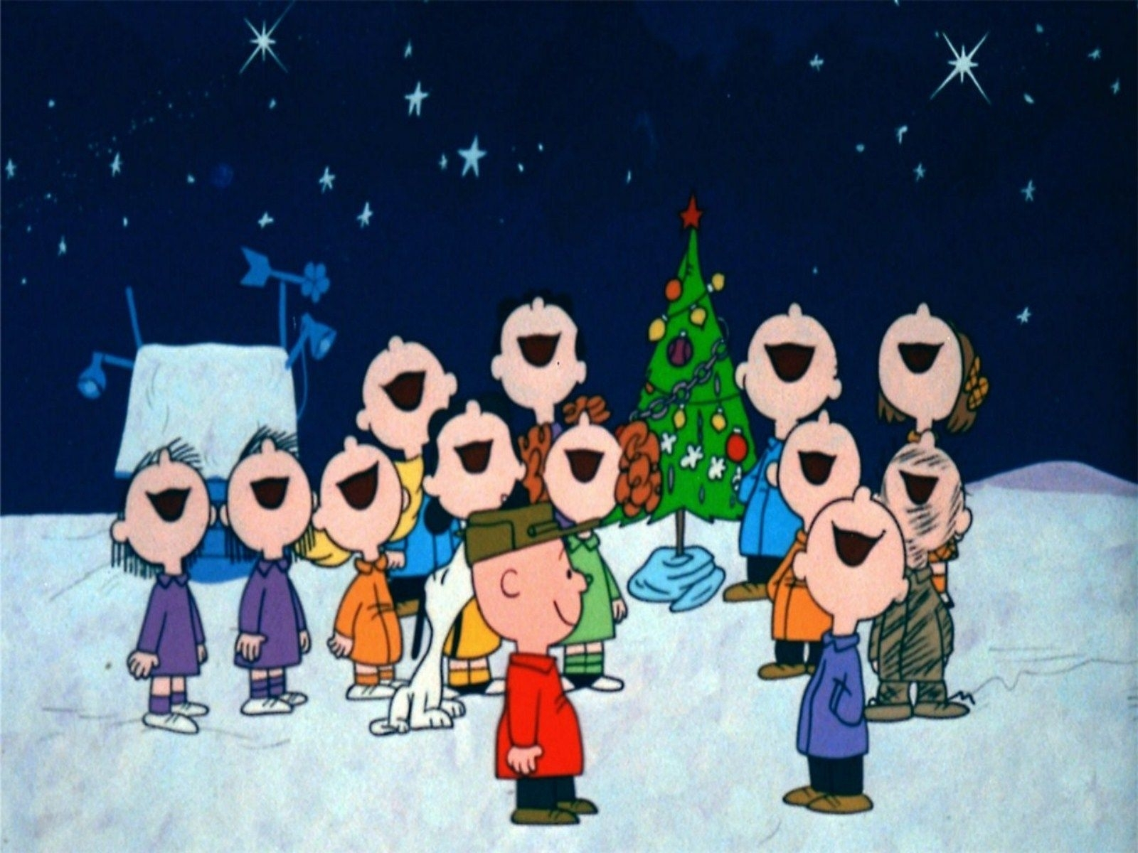 a charlie brown christmas is the first prime-time animated tv