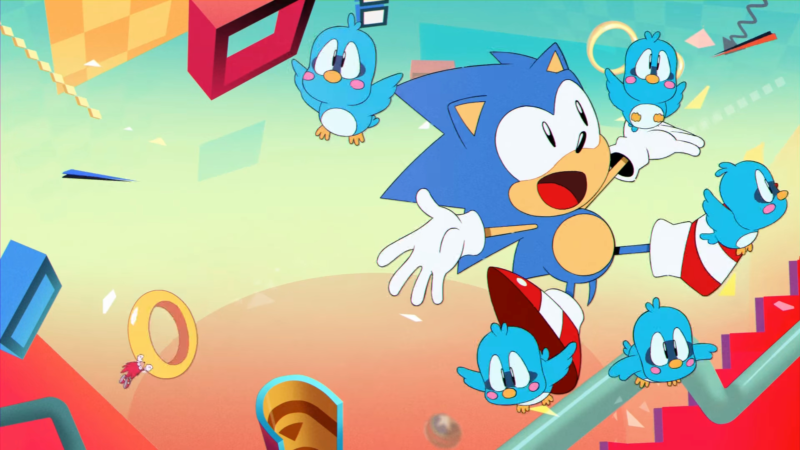 10 Best Sonic Mania Wallpaper Iphone FULL HD 1920×1080 For PC Desktop 2018 free download a cool sonic mania wallpaper from the opening animation1920 x 1080 800x450