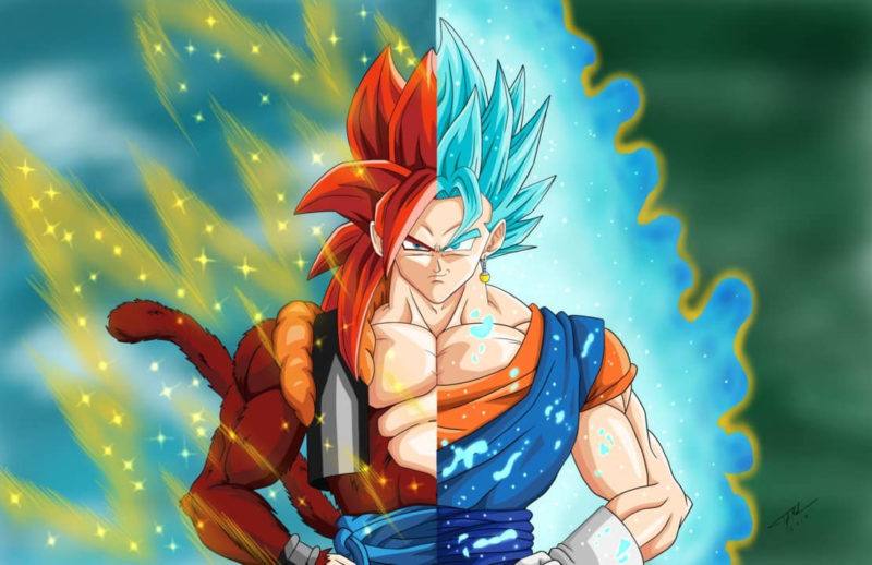 10 Latest Images Of Dragon Ball Z Characters FULL HD 1080p For PC Desktop 2021 free download a fan favorite dragon ball z character might just become canon 800x518