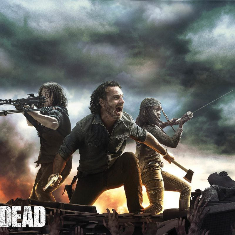 10 Latest The Walking Dead Season 8 Wallpaper FULL HD 1920×1080 For PC Background 2018 free download a high quality 4k wallpaper version of the last stand poster with 800x800