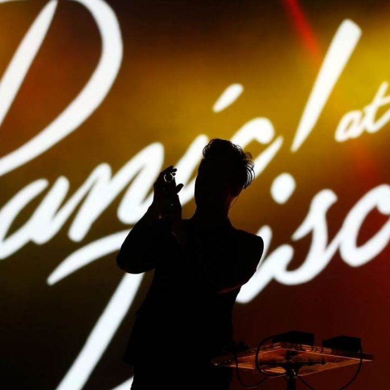 10 New Panic At The Disco Desktop Wallpaper FULL HD 1080p For PC Desktop 2021 free download a look back on panic at the discos death of a bachelor tour 800x800