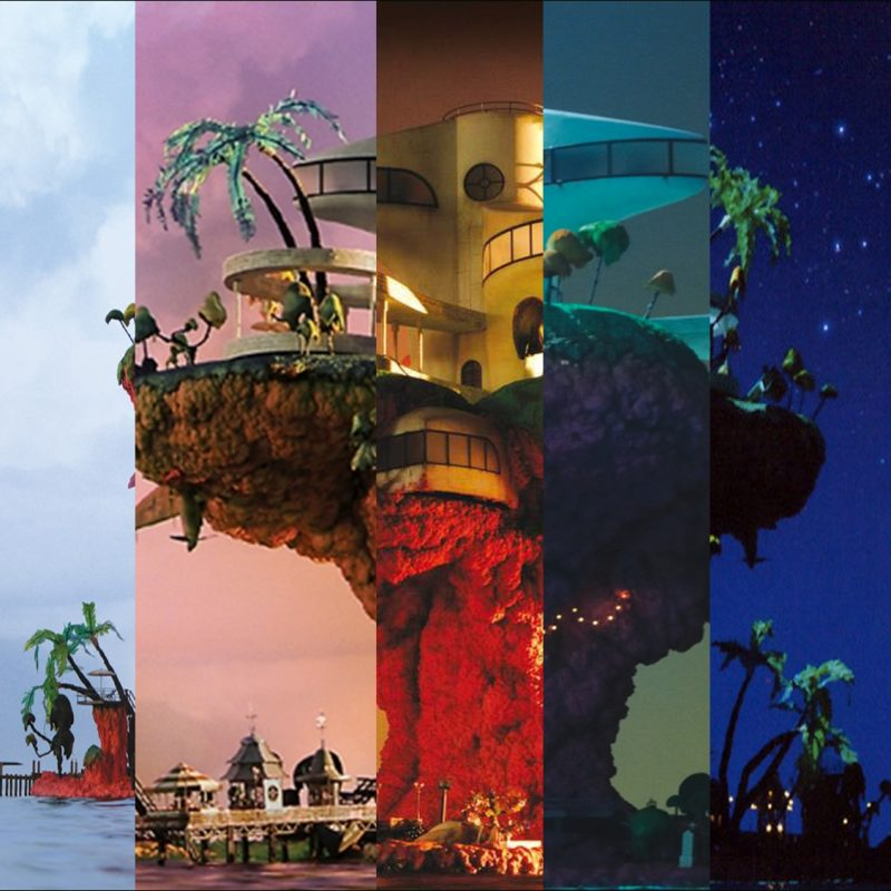 10 Most Popular Gorillaz Plastic Beach Wallpaper FULL HD 1920×1080 For PC Background 2021 free download a plastic beach wallpaper from gorillaz no credits because this pic 800x800
