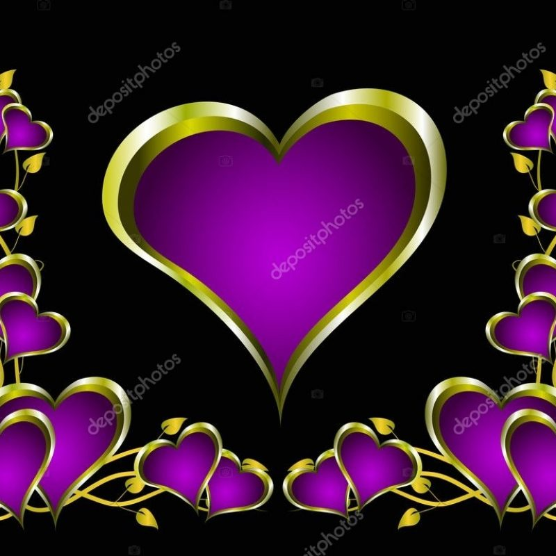 10 Most Popular Pictures Of Purple Hearts FULL HD 1920×1080 For PC Desktop 2020 free download a purple hearts valentines day background stock vector mhprice 800x800