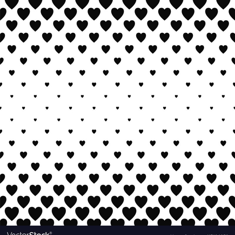 10 New Black And White Heart Background FULL HD 1920×1080 For PC Background 2020 free download abstract black and white heart pattern background vector image 800x800