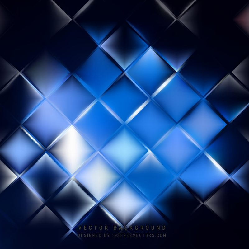 10 New Blue And Black Background FULL HD 1080p For PC Background 2020 free download abstract blue black geometric square background 123freevectors 800x800