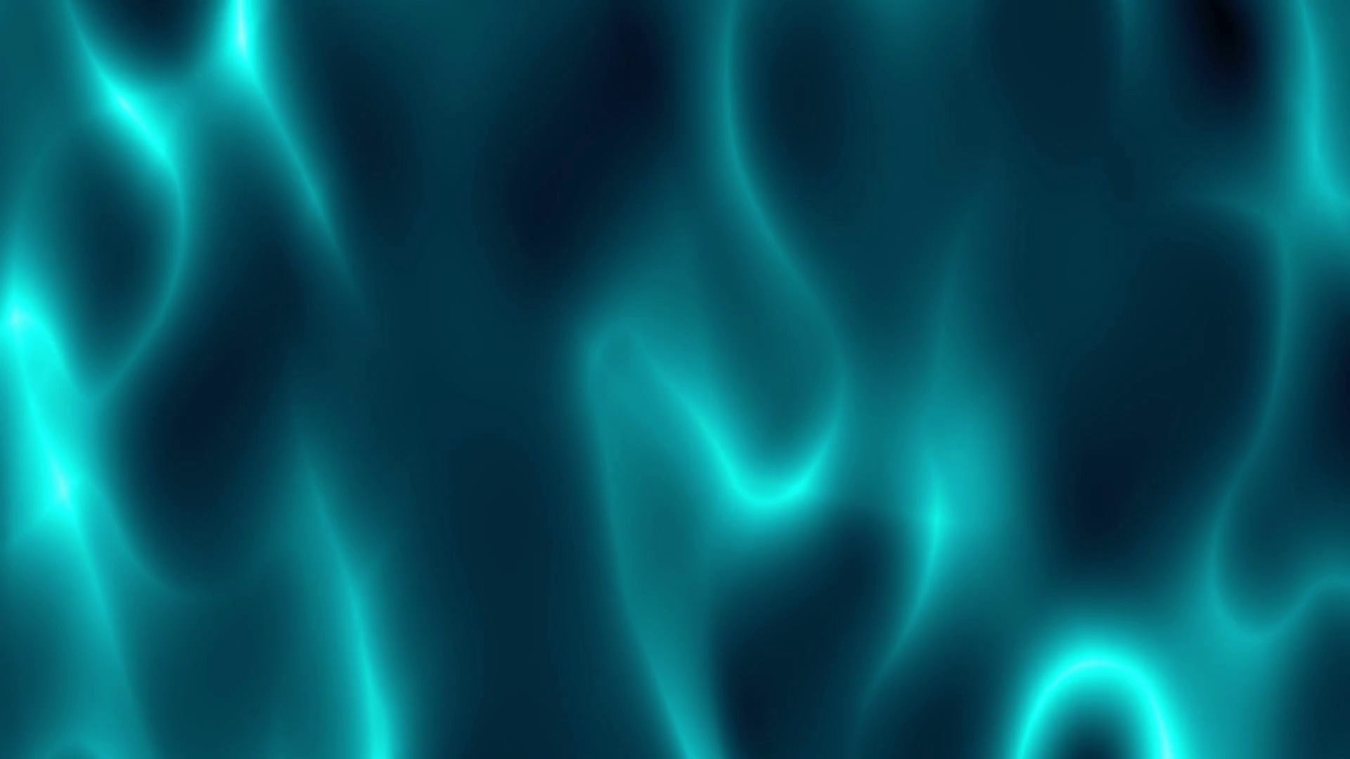 abstract neon blue background fractal lines loop motion background