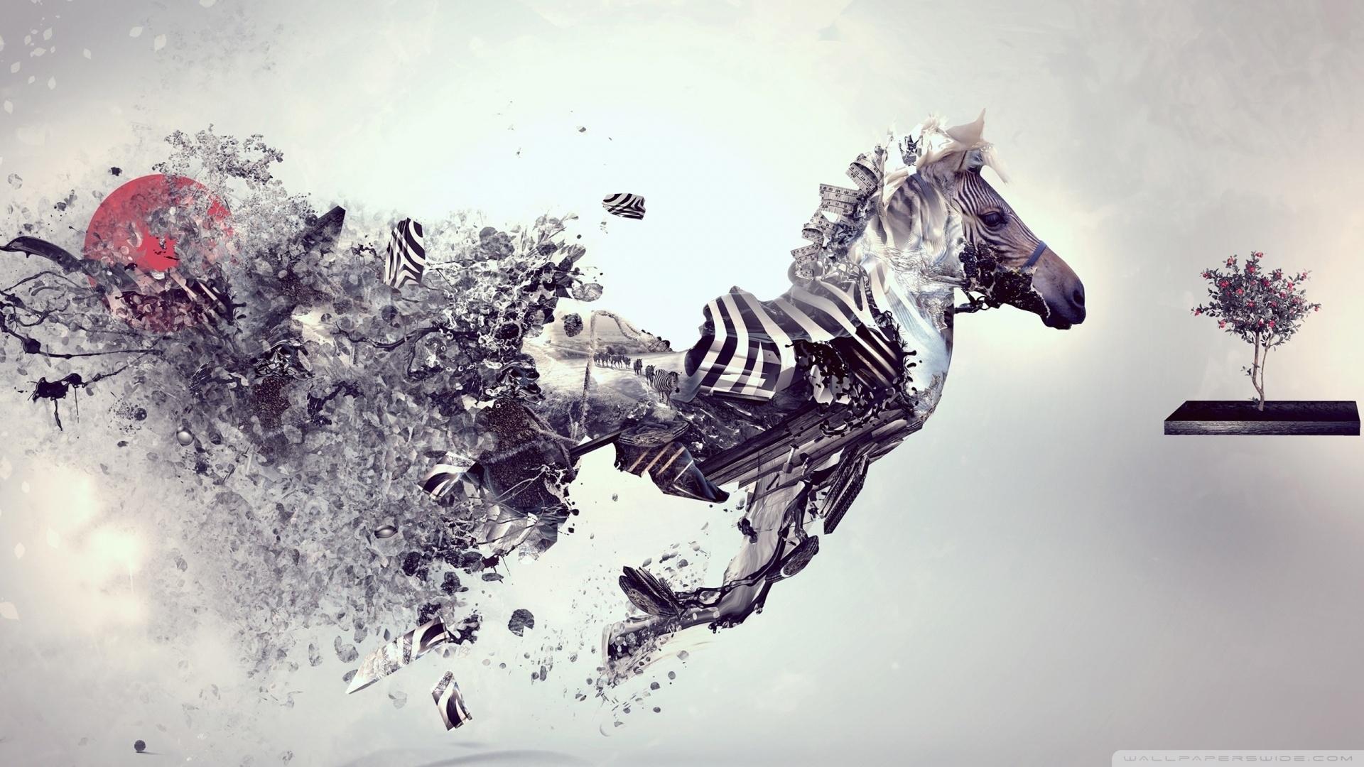 abstract zebra ❤ 4k hd desktop wallpaper for 4k ultra hd tv