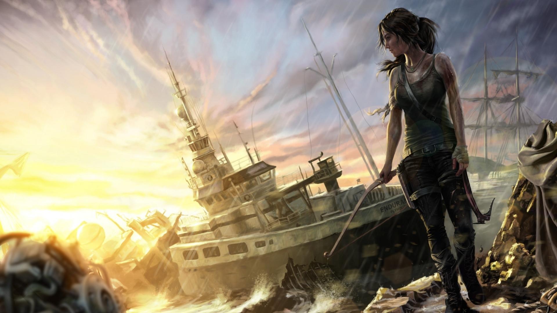 10 Best Tomb Raider Hd Wallpaper FULL HD 1080p For PC ...