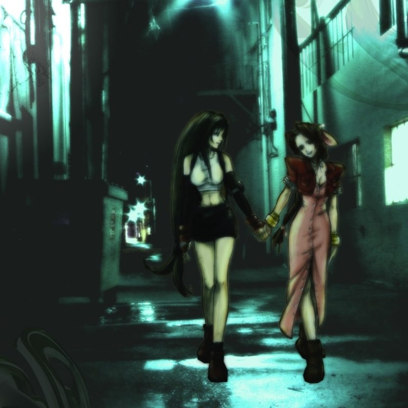 10 Most Popular Cloud And Tifa Wallpaper FULL HD 1080p For PC Background 2018 free download aeris and tifa wallpaperaimoo on deviantart 800x800