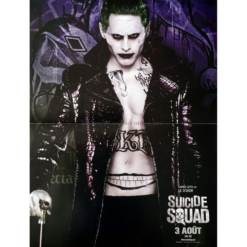 10 Top Suicide Squad Joker Images FULL HD 1080p For PC Desktop 2018 free download affiche de suicide squad joker 1 800x800
