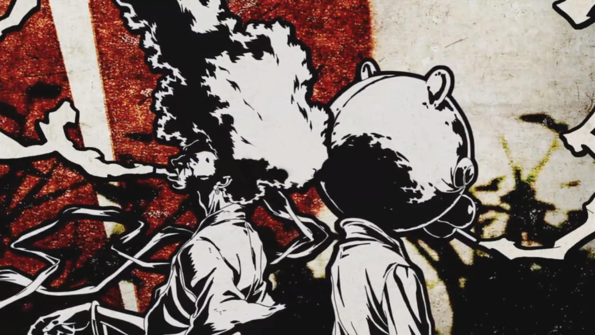 afro samurai hd wallpaper. - media file | pixelstalk
