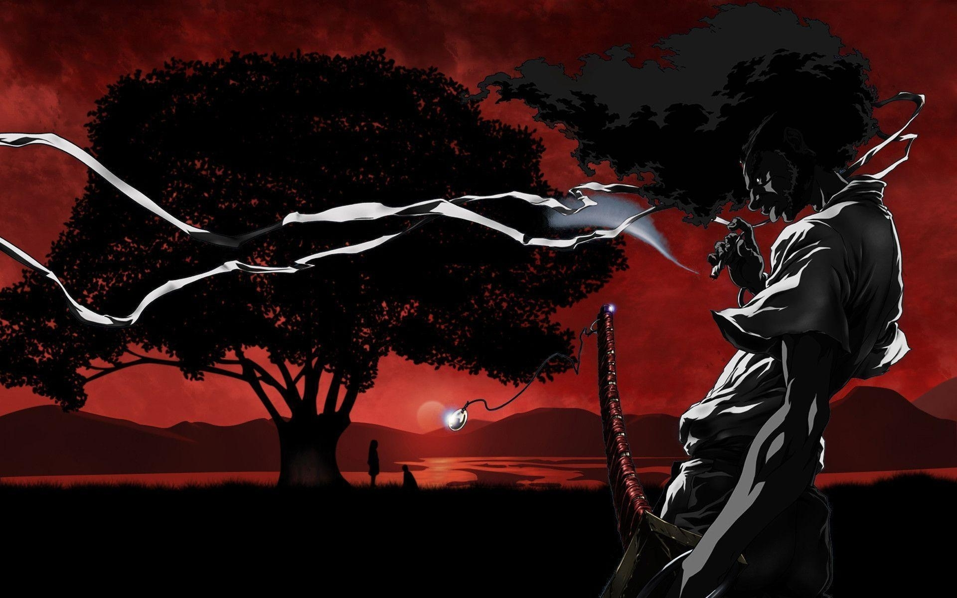 afro samurai wallpapers hd - wallpaper cave