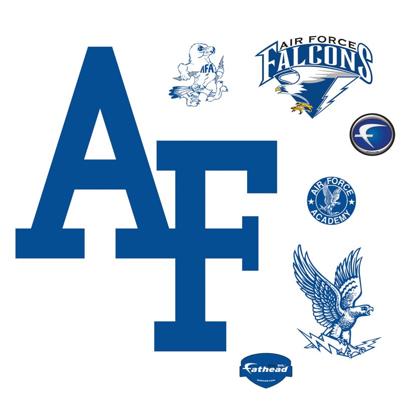 10 New Air Force Logo Image FULL HD 1920×1080 For PC Background 2020 free download air force falcons logo wall decal shop fathead for air force 800x800