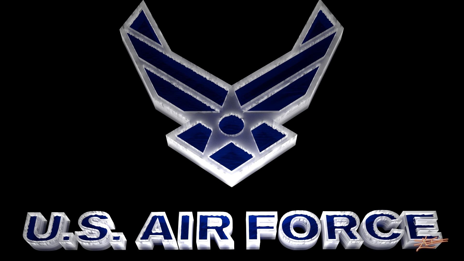 air force logo wallpaper ·①
