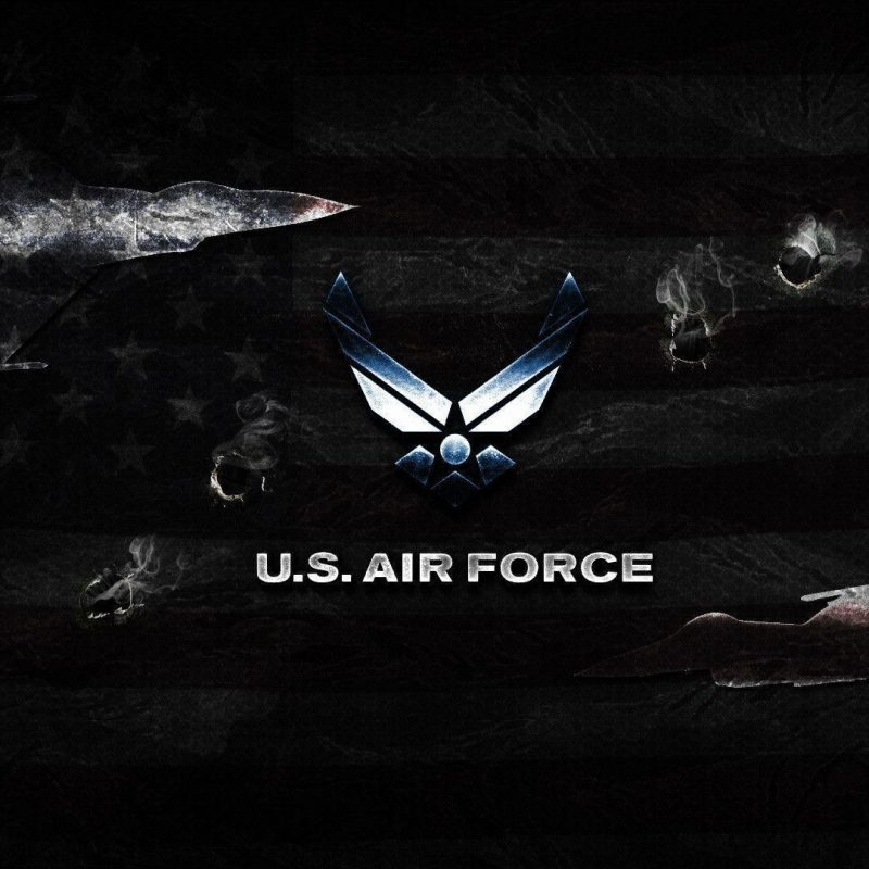 10 Most Popular Air Force Logo Wallpaper 1920X1080 FULL HD 1080p For PC Background 2018 free download air force logo wallpapers wallpaper cave 8 800x800