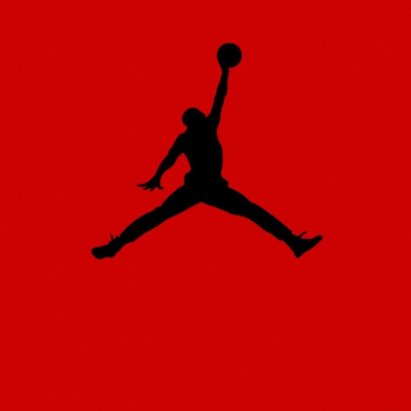 Air Jordan Logo Wallpaper Awesome Graphic Library