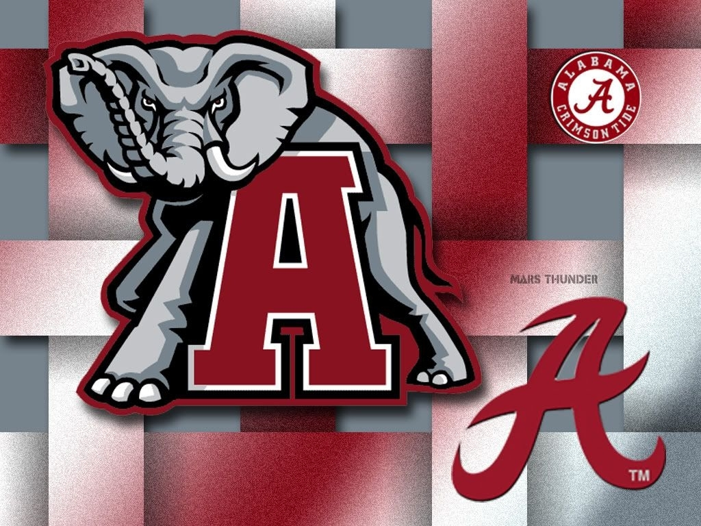alabama | alabama ncaa wallpaper, background, theme, desktop - free