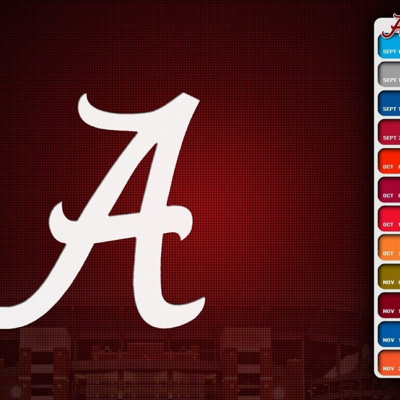 10 New Alabama Crimson Tide Screen Savers FULL HD 1080p For PC Background 2018 free download alabama football screensavers and wallpaper 68 images 3 800x800