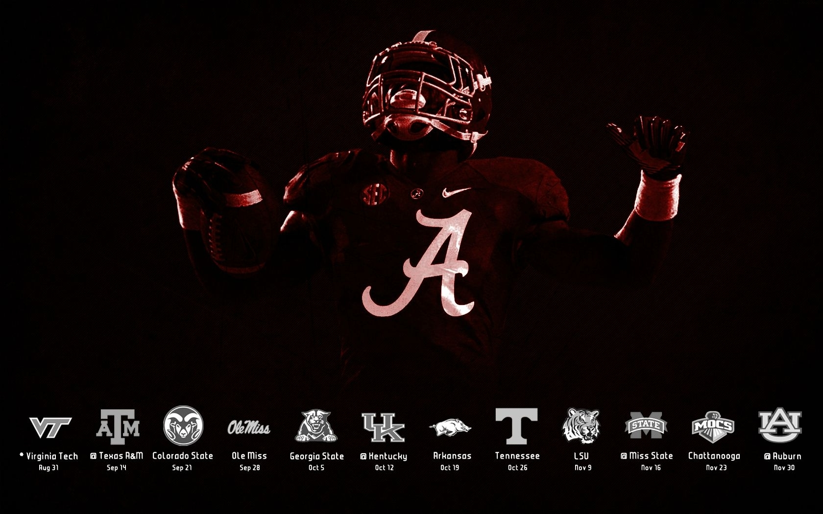 alabama football wallpaper alabama football screensavers and