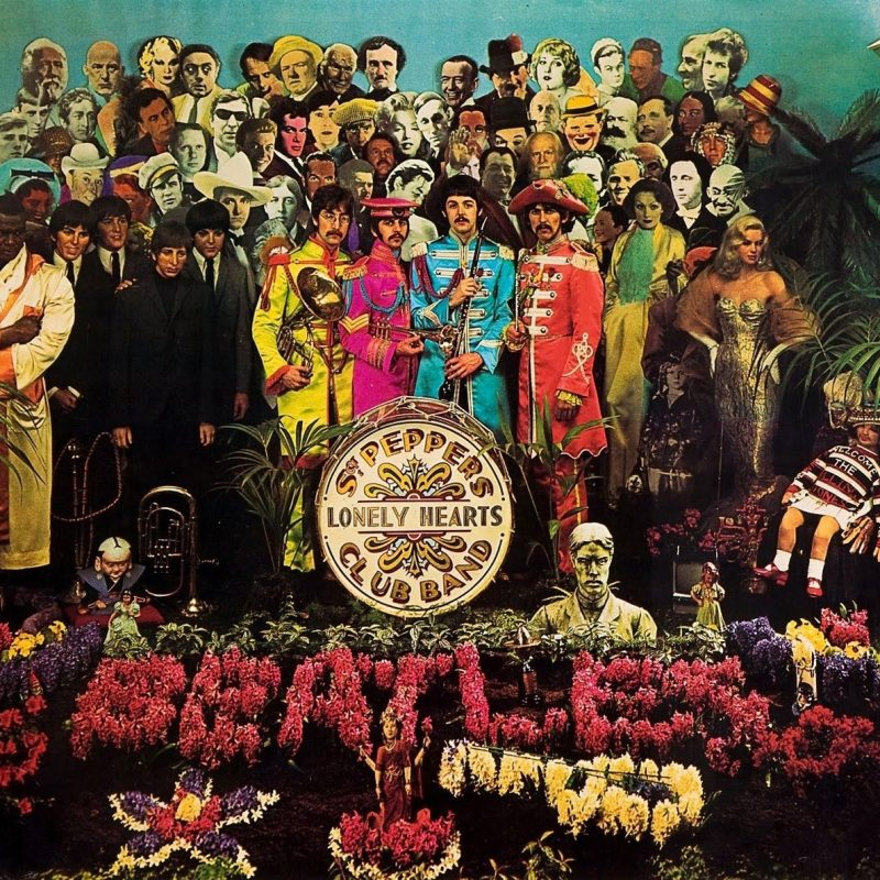 10 Top Sgt Pepper's Lonely Hearts Club Band Wallpaper FULL HD 1920×1080 For PC Background 2021 free download album cover the beatles sgt peppers lonely hearts club band 1600 800x800