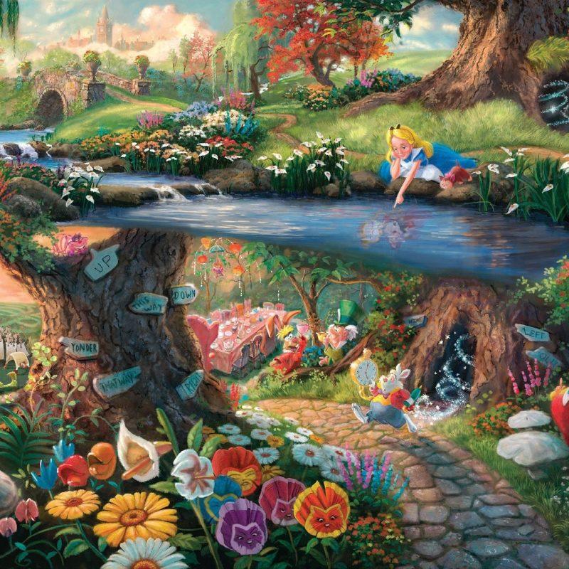 10 Top Alice In Wonderland Wallpaper FULL HD 1920×1080 For PC Background 2021 free download alice in wonderland 1951 full hd wallpaper and background image 800x800