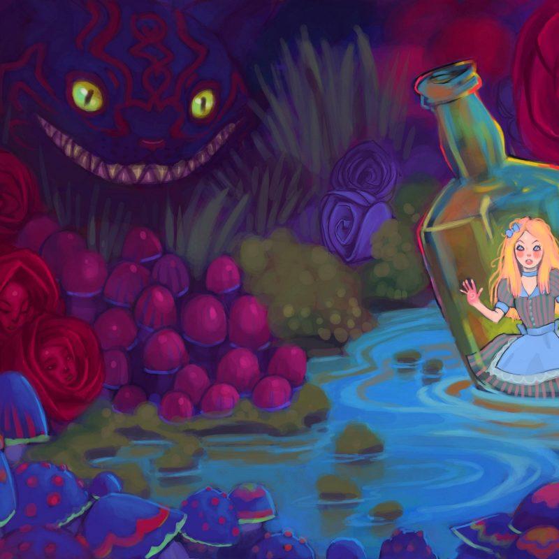 10 Top Alice In Wonderland Wallpaper FULL HD 1920×1080 For PC Background 2021 free download alice in wonderland 4k ultra hd wallpaper and background image 800x800
