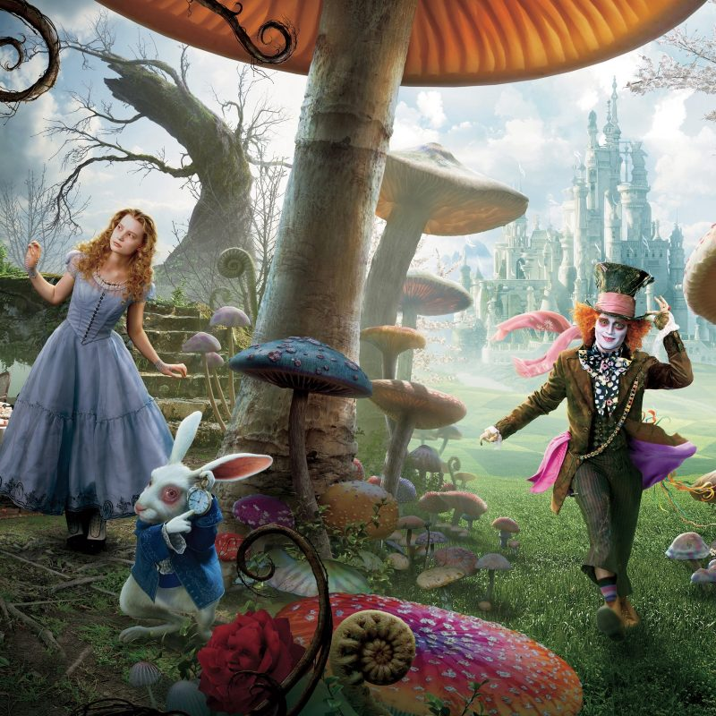 10 Top Alice In Wonderland Desktop Wallpaper FULL HD 1080p For PC Background 2018 free download alice in wonderland movie e29da4 4k hd desktop wallpaper for 4k ultra hd 2 800x800