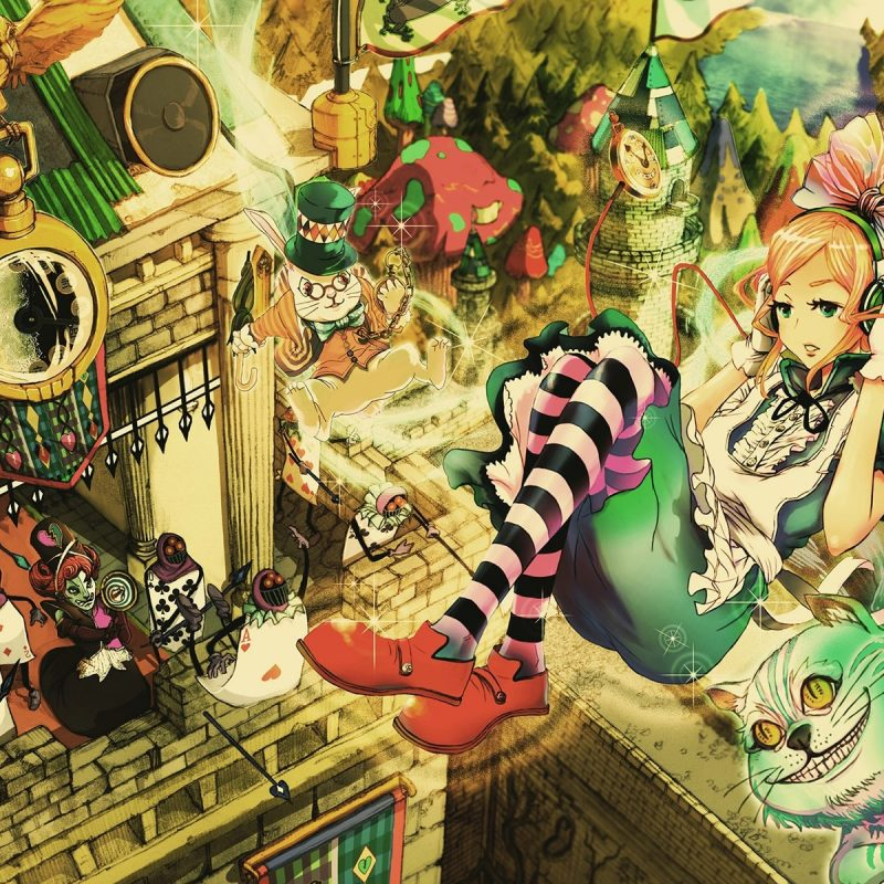 10 Top Alice In Wonderland Wallpaper FULL HD 1920×1080 For PC Background 2021 free download alice in wonderland wallpaper aslania 800x800