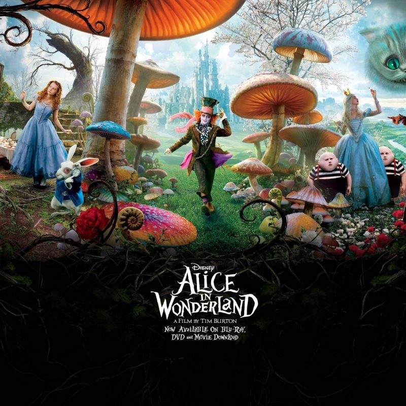 10 Top Alice In Wonderland Wallpaper FULL HD 1920×1080 For PC Background 2021 free download alice in wonderland wallpapers wallpaper cave 2 800x800