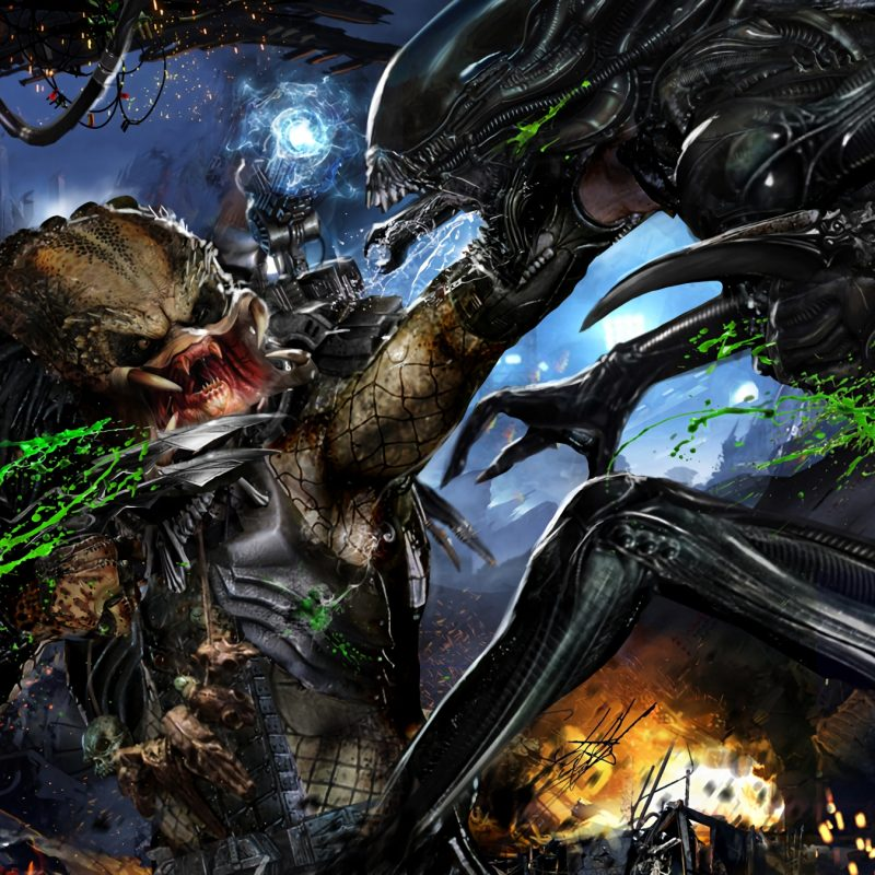 10 New Alien Vs Predator Wallpaper FULL HD 1080p For PC Background 2018 free download alien vs predator full hd wallpaper and background image 800x800