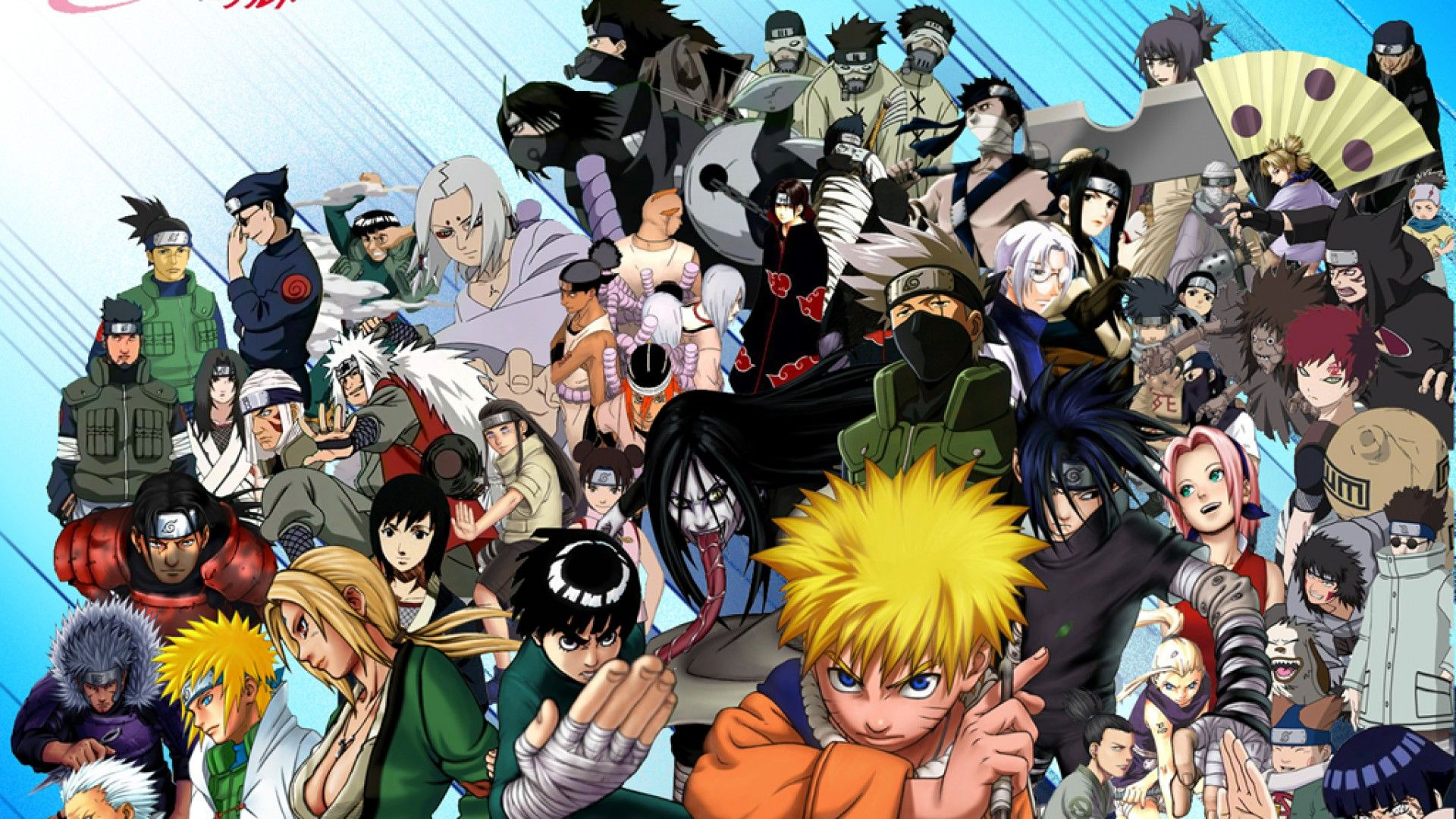 all characters naruto hd wallpaper wallpaper | naruto/boruto