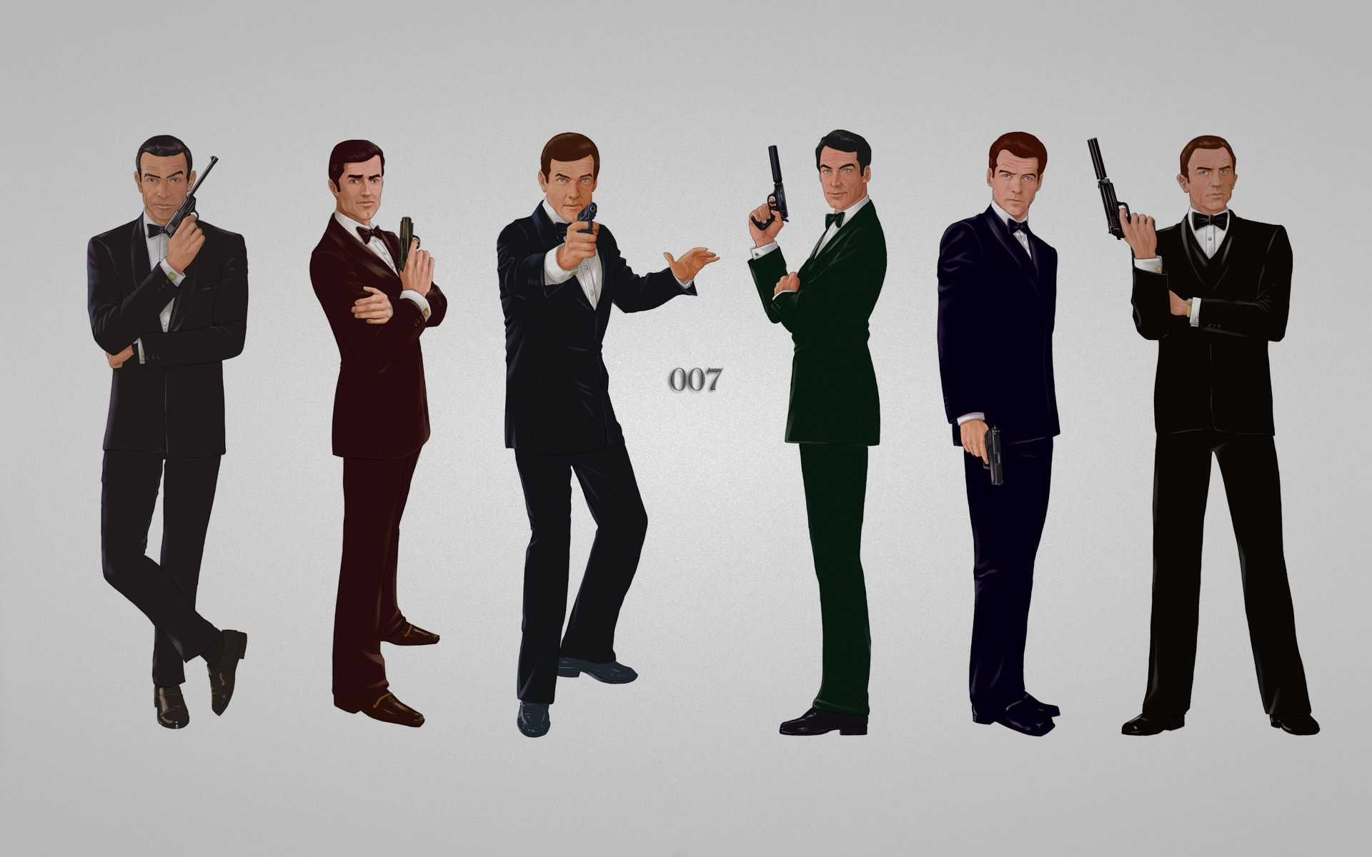"all james bonds wallpaper - wallpaper. | james bond ""jb007"