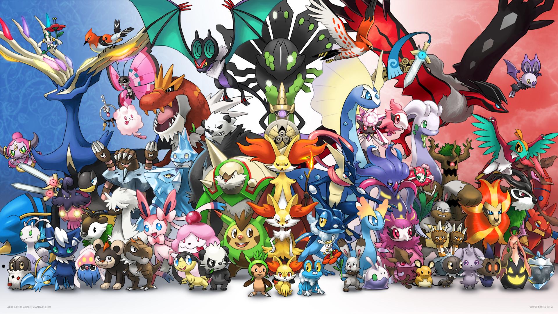 all legendary pokemon wallpaper - wallpapersafari