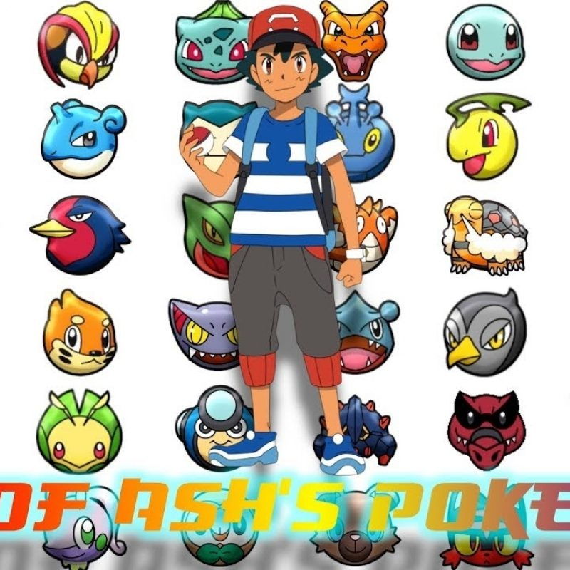 10 New Pictures Of Ash From Pokemon FULL HD 1920×1080 For PC Desktop 2020 free download all of ashs pokemon youtube 800x800