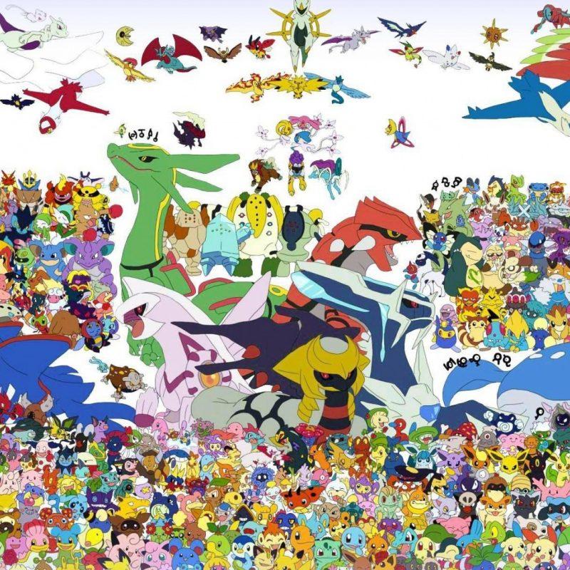 10 Most Popular Pokemon Wallpaper All Pokemon FULL HD 1080p For PC Desktop 2018 free download %name
