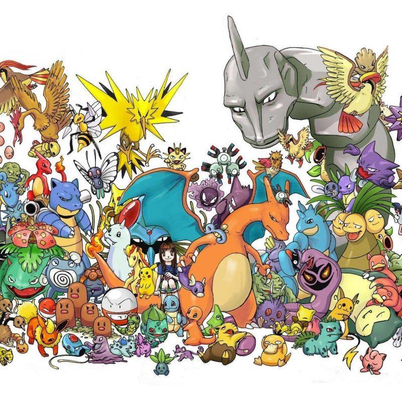 10 Most Popular Pokemon Wallpaper All Pokemon FULL HD 1080p For PC Desktop 2018 free download all pokemon wallpaper 77 images 800x800