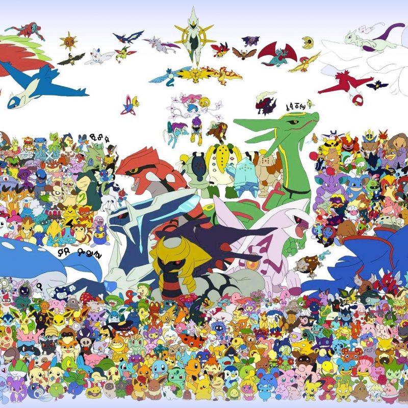 10 Most Popular Pokemon Wallpaper All Pokemon FULL HD 1080p For PC Desktop 2021 free download all pokemon wallpapers group 87 800x800