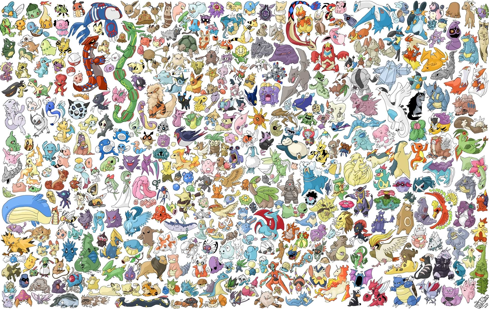 10 Most Popular Pokemon Wallpaper All Pokemon FULL HD 1080p For PC Desktop