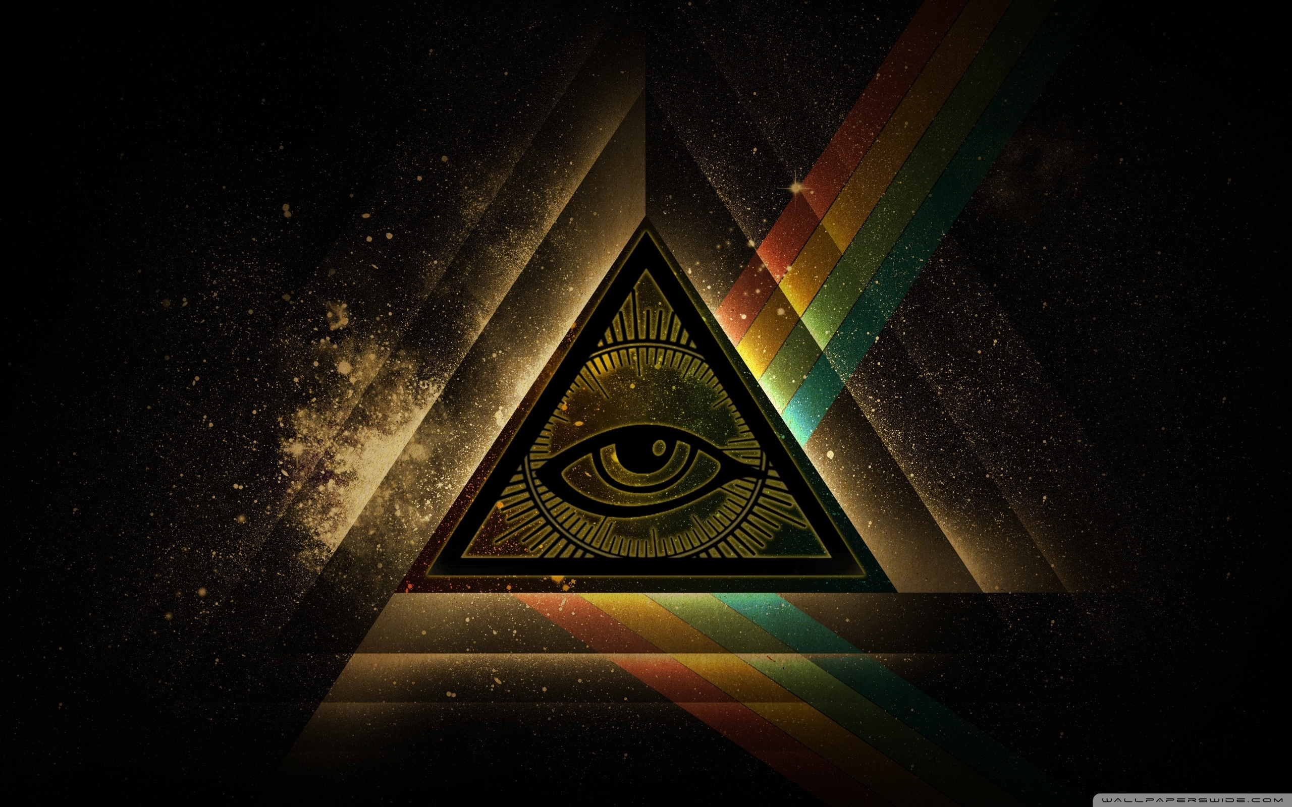 all seeing eye ❤ 4k hd desktop wallpaper for 4k ultra hd tv