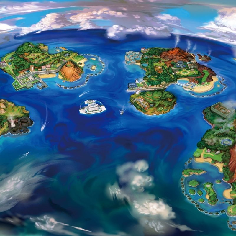 10 Best Pokemon Sun And Moon Wallpaper 1920X1080 FULL HD 1080p For PC Background 2018 free download alola region pokemon sun and moon wallpaper 6031 1 800x800