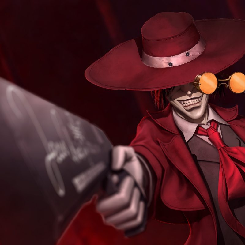 10 Best Alucard Hellsing Ultimate Wallpaper FULL HD 1080p For PC Background 2020 free download alucard from hellsing 4k ultra hd wallpaper and background image 800x800
