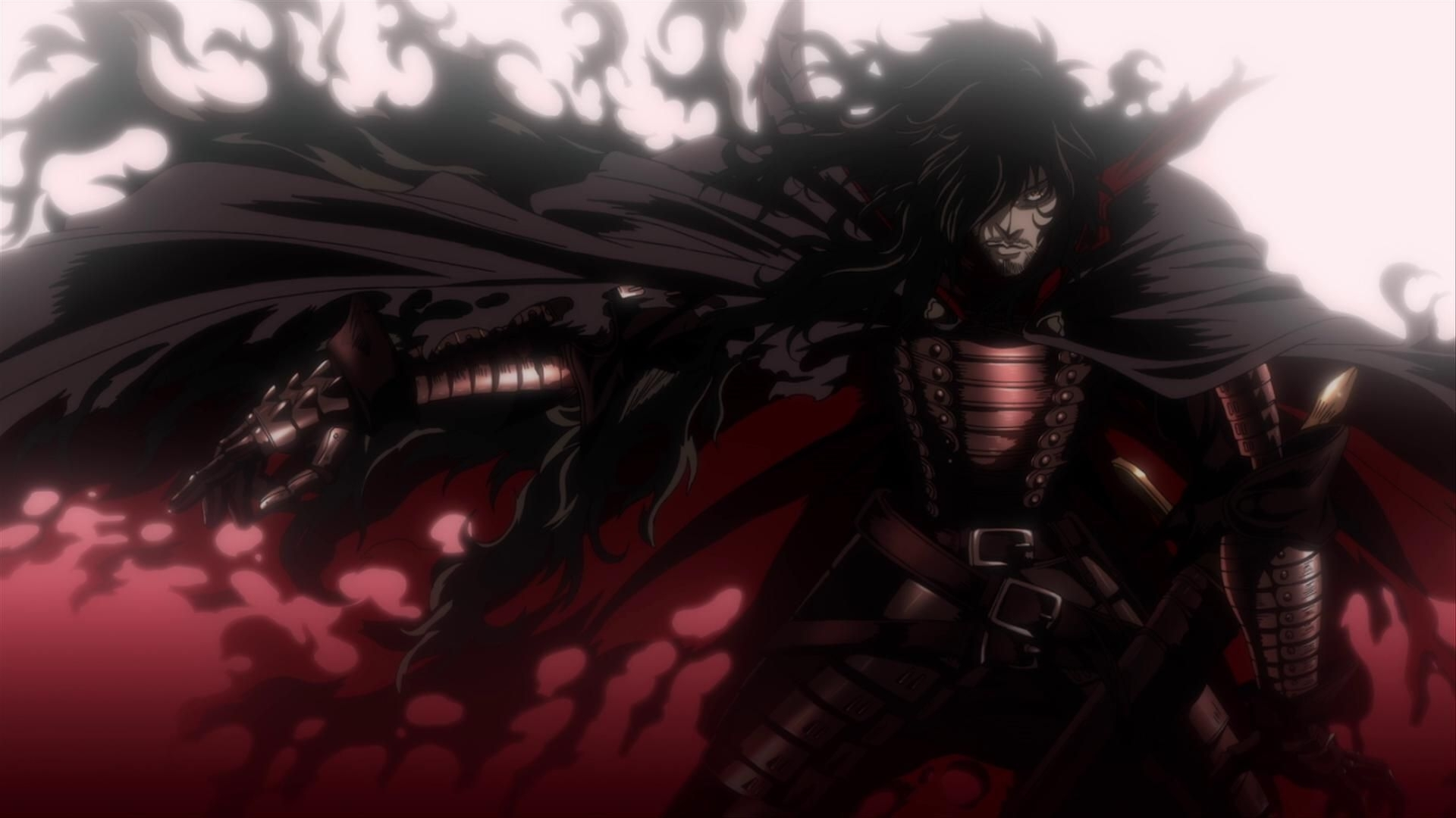 alucard vampire hellsing ultimate wallpaper - free download