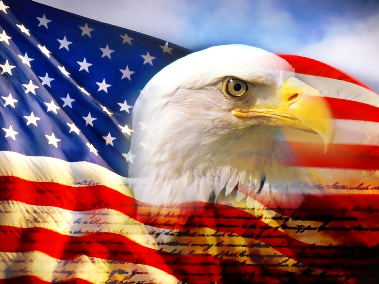 american eagle and flag pictures dowload