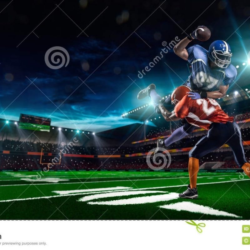 10 Top American Football Field Backgrounds At Night FULL HD 1080p For PC Desktop 2018 free download american football player in action stock image image of activity 800x800